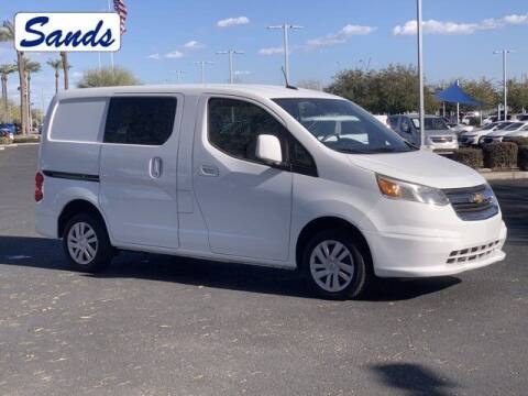 2015 Chevrolet City Express Cargo for sale at Sands Chevrolet in Surprise AZ