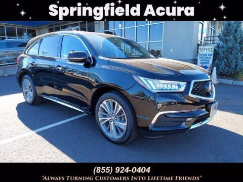 2017 Acura MDX for sale at SPRINGFIELD ACURA in Springfield NJ