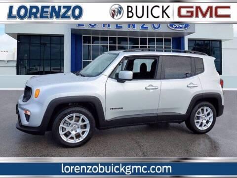 2019 Jeep Renegade for sale at Lorenzo Buick GMC in Miami FL