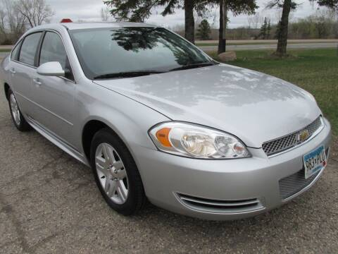 2014 Chevrolet Impala Limited for sale at Buy-Rite Auto Sales in Shakopee MN