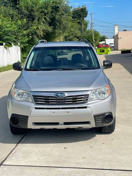 2010 Subaru Forester for sale at Suburban Auto Sales LLC in Madison Heights MI