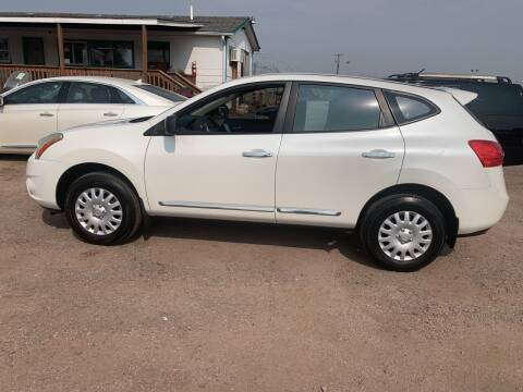 2011 Nissan Rogue for sale at PYRAMID MOTORS - Fountain Lot in Fountain CO