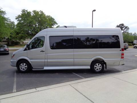 2016 Mercedes-Benz Sprinter Passenger for sale at BALKCUM AUTO INC in Wilmington NC
