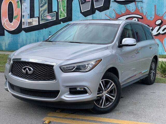 2016 Infiniti QX60 for sale at Palermo Motors in Hollywood FL