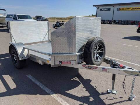 2016 H&H FD306 2-Place Cycle Trailer