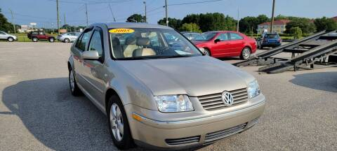 2005 Volkswagen Jetta for sale at Kelly & Kelly Supermarket of Cars in Fayetteville NC