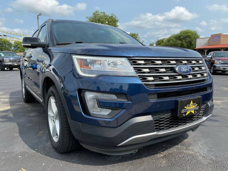 2017 Ford Explorer for sale at Auto Exchange in The Plains OH