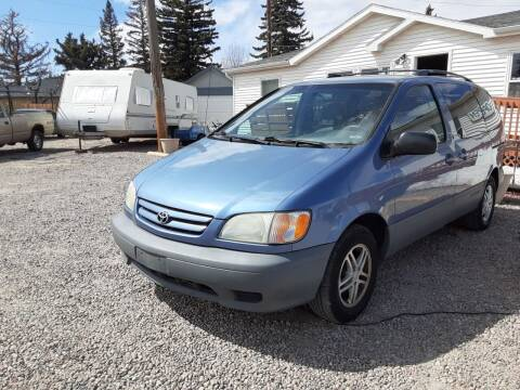 2001 Toyota Sienna for sale at DK Super Cars in Cheyenne WY
