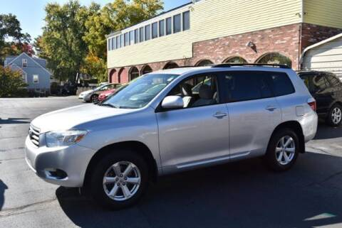 2010 Toyota Highlander for sale at Absolute Auto Sales, Inc in Brockton MA