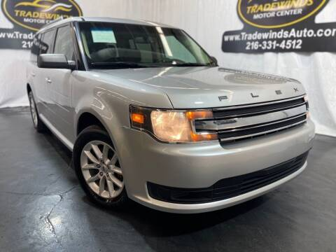 2016 Ford Flex for sale at TRADEWINDS MOTOR CENTER LLC in Cleveland OH