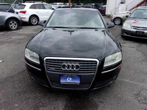 2007 Audi A8 for sale at Balic Autos Inc in Lanham MD