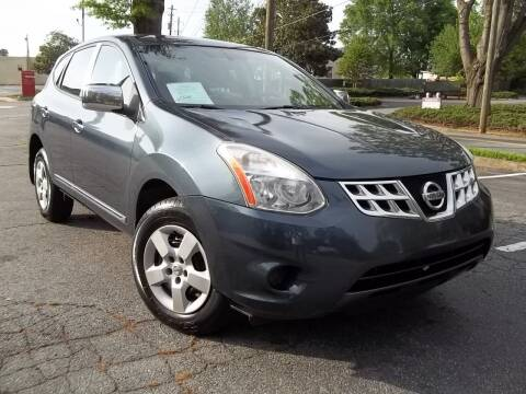 2013 Nissan Rogue for sale at CORTEZ AUTO SALES INC in Marietta GA