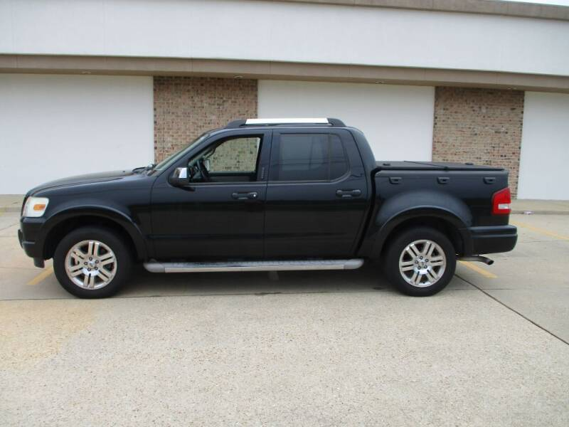 2007 Ford Explorer Sport Trac for sale at A & P Automotive in Montgomery AL
