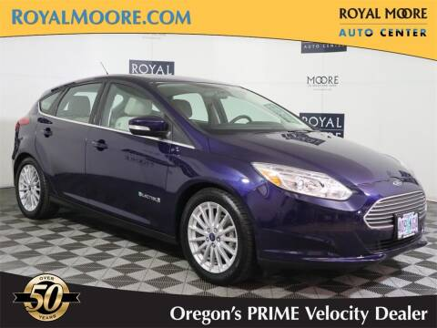 2017 Ford Focus for sale at Royal Moore Custom Finance in Hillsboro OR