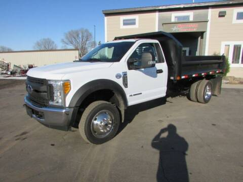 2017 Ford F-550 Super Duty for sale at NorthStar Truck Sales in St Cloud MN