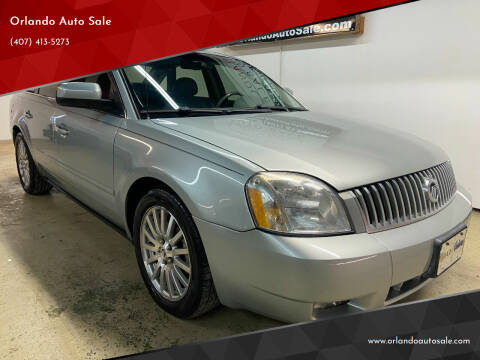 2006 Mercury Montego for sale at Orlando Auto Sale in Orlando FL