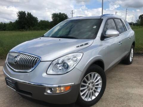 2012 Buick Enclave for sale at Laguna Niguel in Rosenberg TX