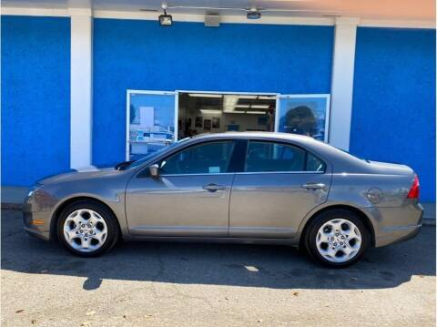 2010 Ford Fusion for sale at Khodas Cars - buy here pay here in Gilroy, CA