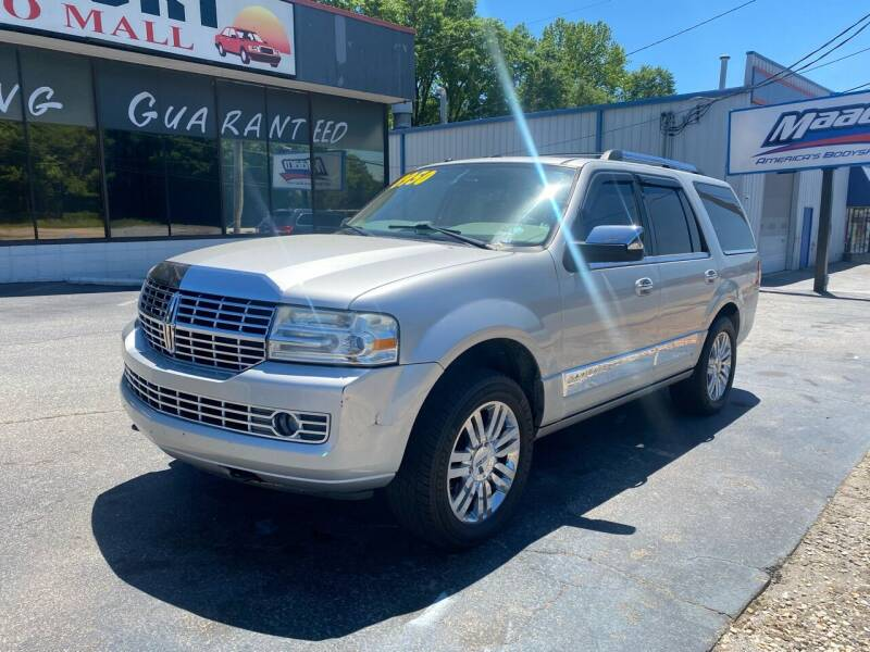 2007 Lincoln Navigator for sale at Import Auto Mall in Greenville SC