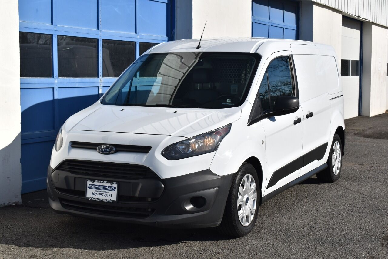 2018 Ford Transit Connect Cargo XL 4dr LWB Cargo Mini Van w/Rear Liftgate