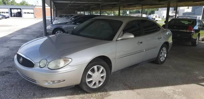 2006 Buick LaCrosse for sale at Mott's Inc Auto in Live Oak FL
