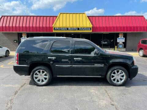 2007 GMC Yukon for sale at Affordable Mobility Solutions, LLC - Standard Vehicles in Wichita KS
