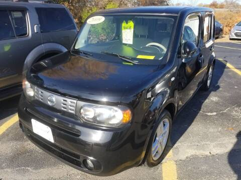 2009 Nissan cube for sale at Howe's Auto Sales in Lowell MA
