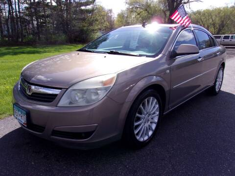 2008 Saturn Aura for sale at American Auto Sales in Forest Lake MN