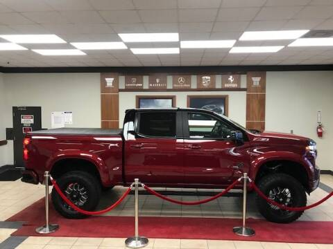 2020 Chevrolet Silverado 1500 for sale at Adams Auto Group Inc. in Charlotte NC