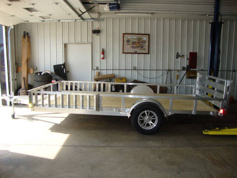 """2021 H&H 82"""" Wide x 14' Long for sale at Ditsworth Auto Sales in Bancroft IA"""