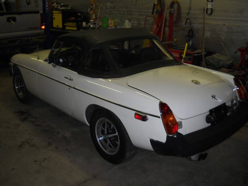 1980 MG MGB for sale at Whitmore Motors in Ashland OH