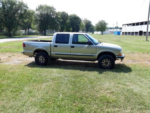 2002 Chevrolet S-10 for sale at Rustys Auto Sales - Rusty's Auto Sales in Platte City MO