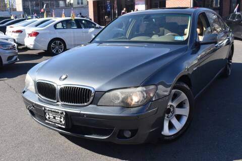 2006 BMW 7 Series for sale at Foreign Auto Imports in Irvington NJ