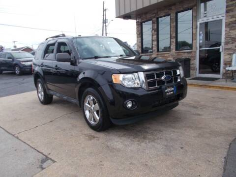2011 Ford Escape for sale at Preferred Motor Cars of New Jersey in Keyport NJ