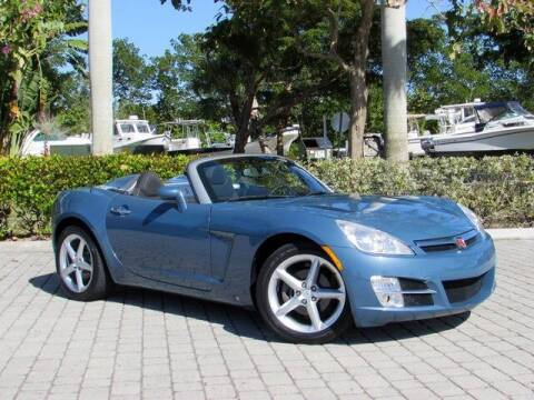 2007 Saturn SKY for sale at Auto Quest USA INC in Fort Myers Beach FL
