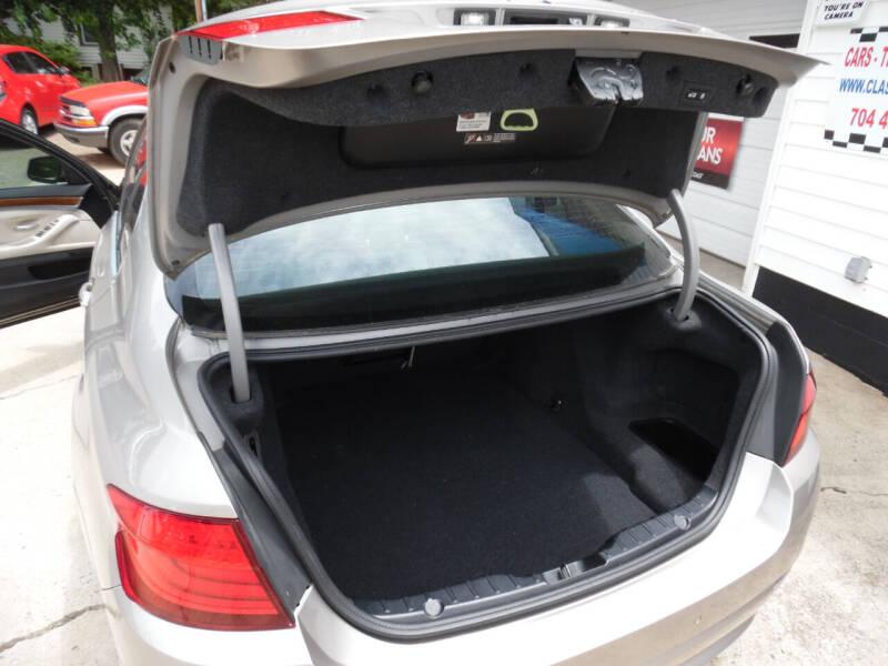 2013 BMW 5 Series 528i 4dr Sedan - Maiden NC