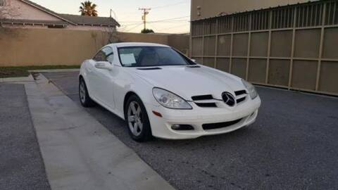 2006 Mercedes-Benz SLK for sale at Silver Star Auto in San Bernardino CA
