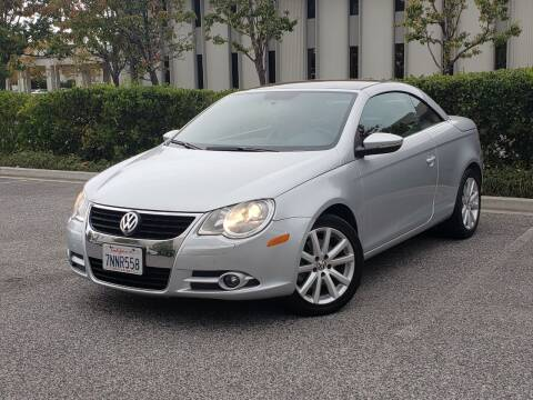 2010 Volkswagen Eos for sale at Carfornia in San Jose CA