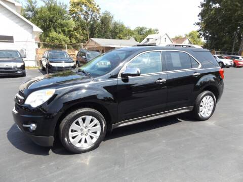 2011 Chevrolet Equinox for sale at Goodman Auto Sales in Lima OH