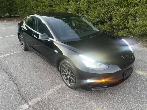 2019 Tesla Model 3 for sale at Limitless Garage Inc. in Rockville MD