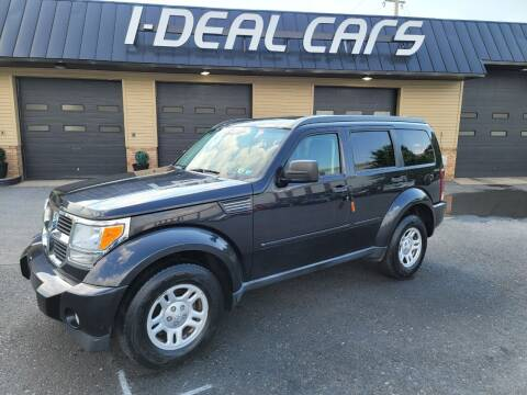 2009 Dodge Nitro for sale at I-Deal Cars in Harrisburg PA