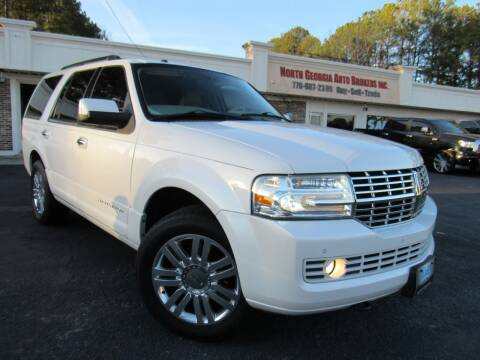 2011 Lincoln Navigator for sale at North Georgia Auto Brokers in Snellville GA
