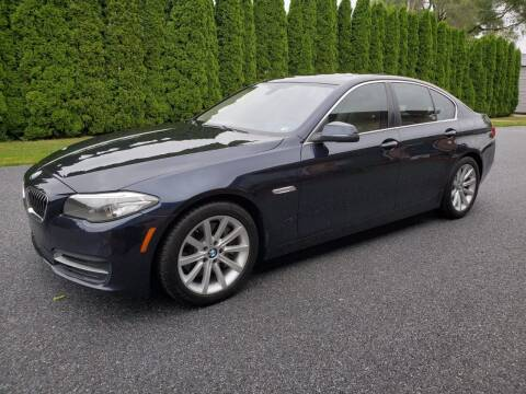 2014 BMW 5 Series for sale at Kingdom Autohaus LLC in Landisville PA