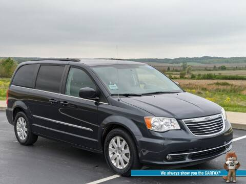 2013 Chrysler Town and Country for sale at Bob Walters Linton Motors in Linton IN