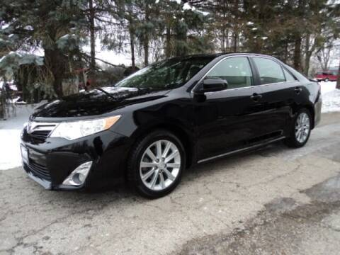 2013 Toyota Camry for sale at HUSHER CAR CO in Caledonia WI