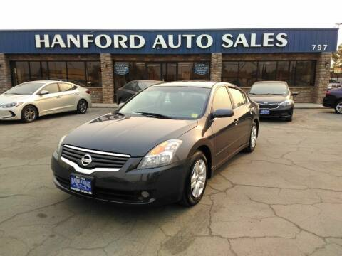 2009 Nissan Altima for sale at Hanford Auto Sales in Hanford CA