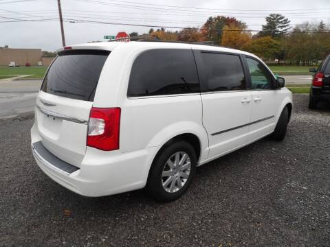 2013 Chrysler Town and Country for sale at English Autos in Grove City PA