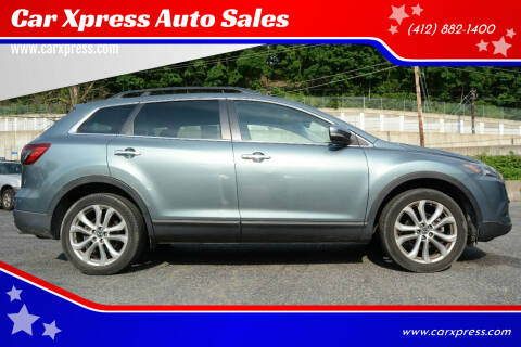 2013 Mazda CX-9 for sale at Car Xpress Auto Sales in Pittsburgh PA