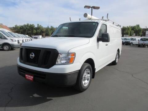 2018 Nissan NV Cargo for sale at Norco Truck Center in Norco CA
