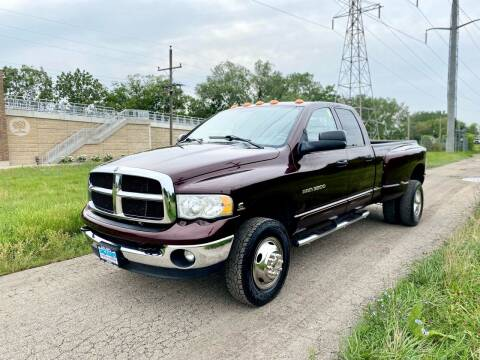 2005 Dodge Ram Pickup 3500 for sale at Siglers Auto Center in Skokie IL